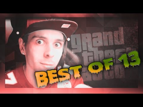 Best Of #13 GTA RP - Fail/Fun