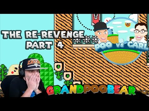 Carl's Re-Revenge: The Biggest Night Of My Career! The Biggest Trolls Yet! Mario Maker