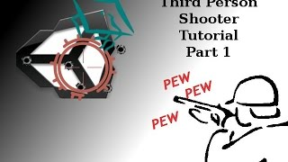 Unity 3d Tutorial Third Person Shooter Part 1