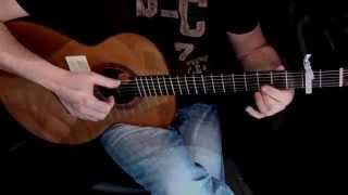 Nick Jonas - Jealous - Fingerstyle Guitar