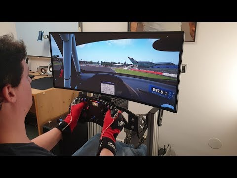 rFactor 2 Le Mans First drive with Porsche 911 RSR