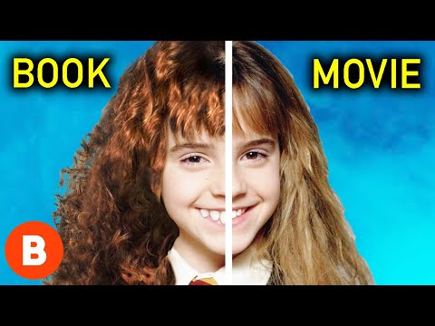Harry Potter: What Each Gryffindor Was Supposed To Look Like