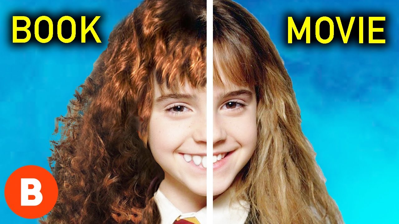 Download Harry Potter: What Each Gryffindor Was Supposed To Look Like