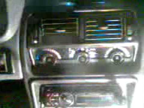 Cambio del motor soplador/ventilador de calefaccin