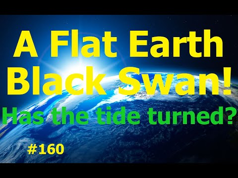 Flat Earth and Tides - The flat Earth Black Swan thumbnail
