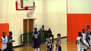 team final aau 12u 2014 highlights