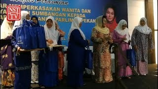 Women empowerment will continue if BN remains in power