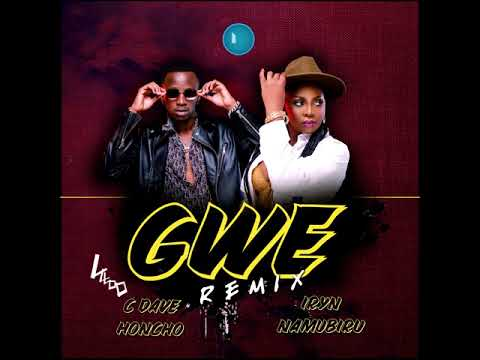 Gwe Remix (Official Audio) -  C Dave Honcho ft Iryn Namubiru