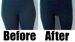 HOW TO FAKE A THIGH GAP IN 2 MINUTES!!!