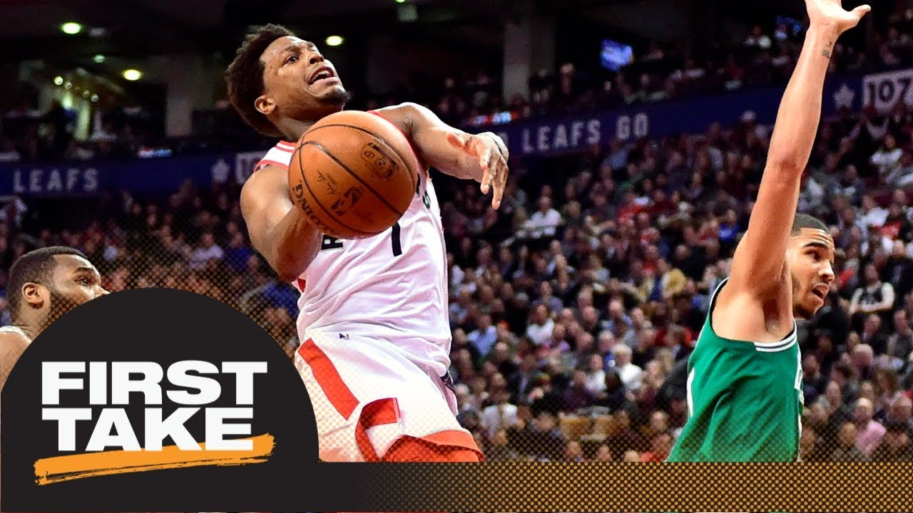 First Take reacts to Raptors' win over Celtics | First Take | ESPN
