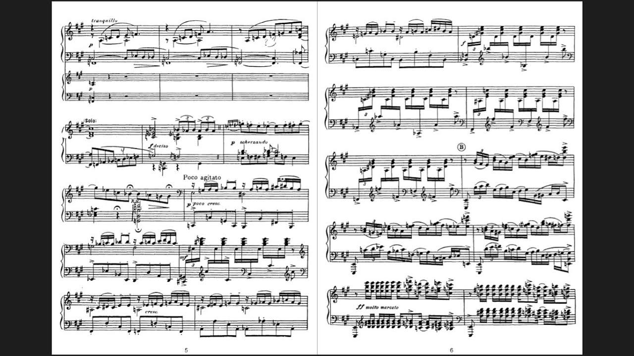 Rhapsody In Blue (with Score)