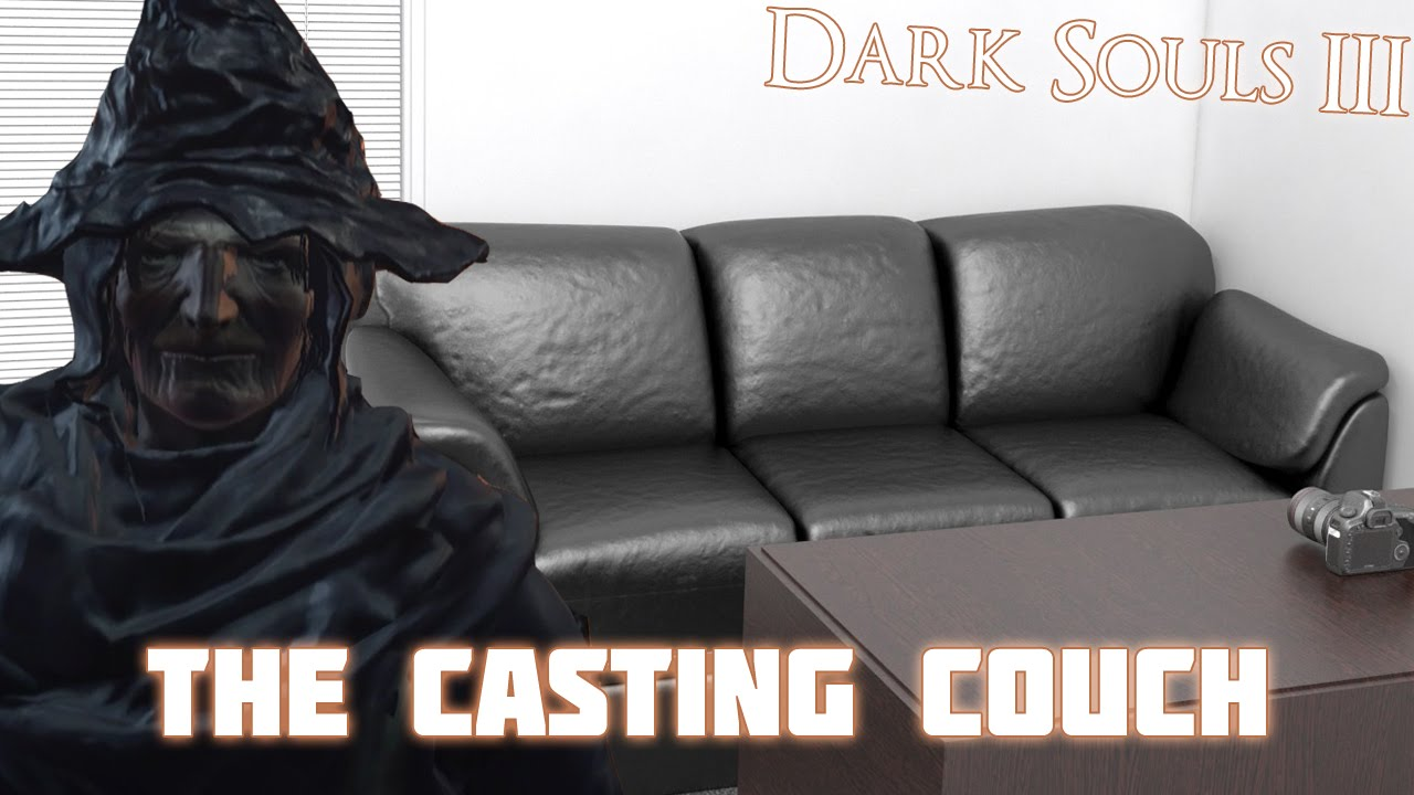 Double casting couch-8453