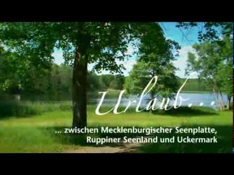 Imagefilm Regio-Nord - Urlaub zwischen Mecklenburgischer Seenplatte, Ruppiner Seenland und Uckermark