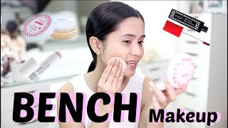 BENCH MAKEUP FIRST IMPRESSIONS REVIEW | Anna Cay ♥