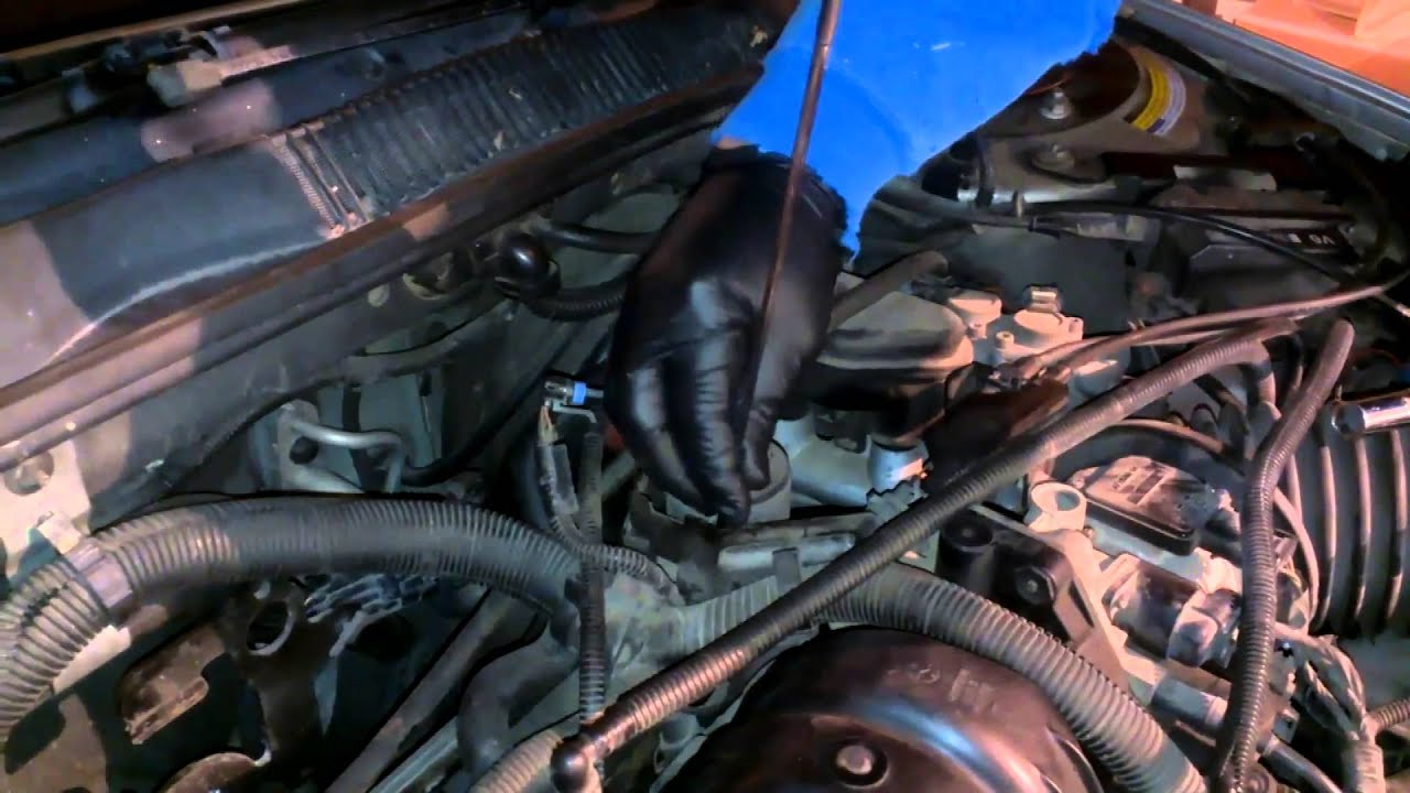 hight resolution of diy 1996 buick regal egr valve replacement