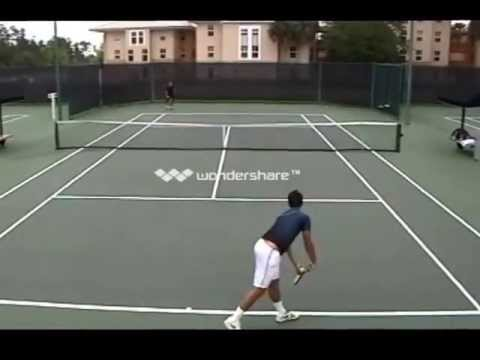 Tennis Recruiting - Pedro Wagner