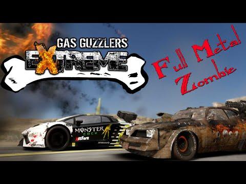 Gas Guzzlers Extreme 01 - Full Metal Zombie - ZombieSplatter-Spaß - Deutsch / German