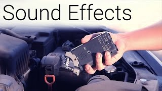 Use Sound Effects To Increase Production Value (ft. Freddie Wong)