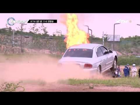 Top Gear Korea Series 7 Preview   Top Gear