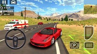 Crime Car Driving Simulator #3 - Android IOS gameplay