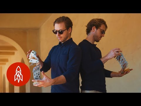 Inside the Hypnotic Art of Card Juggling