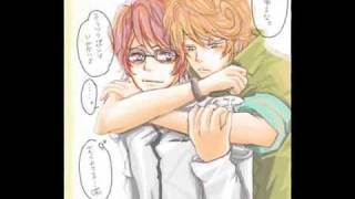 Spanner x Shouichi [Lollipop] x3