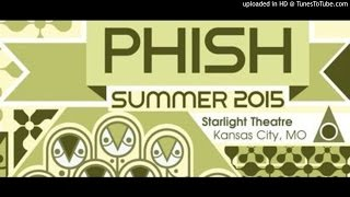 "Phish - ""Down With Disease"" (Starlight, 8/5/15)"