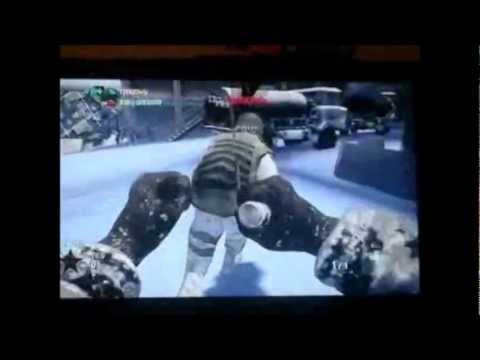 Ballistics Knife Black Ops Wii Black Ops Sniper And Ballistic