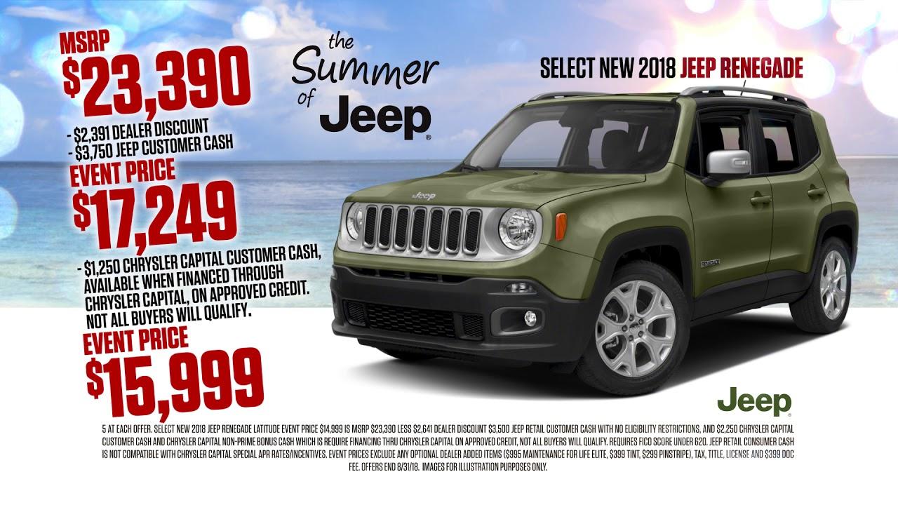 Jim Click Chrysler Jeep Sales Event