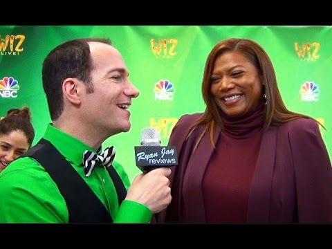 Download Ryan Jay with the cast of The Wiz Live! - Queen Latifah, Mary J Blige