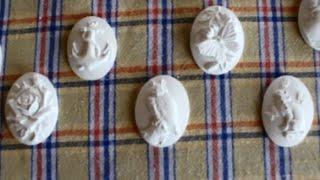 Изготовление молдов и отливка декоративных элементов Часть 2(, 2015-09-10T09:15:11.000Z)