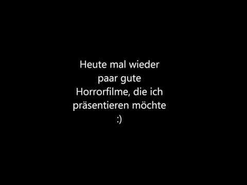 Die 5 Gruseligsten Horrorfilme (2015/2016).