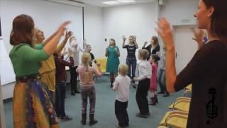видео Мастер классы по вокалу для детей