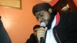 zikar -e-Aaqa se seena by Usman Raza Attari
