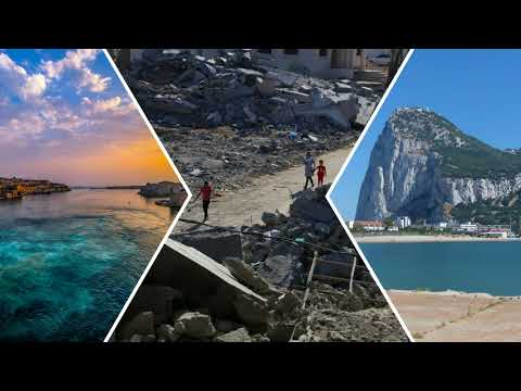 This Summer Visit a Mediterranean Paradise Like Gibraltar, M