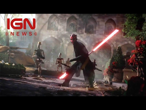 E3 2017: Star Wars: Battlefront 2 Has Free Content Instead of Season Pass - IGN News