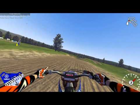 Mx Simulator - Ekswanbee Park - Yz125
