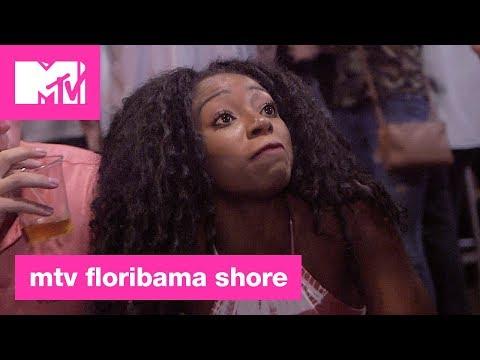 'Candace Pops Off' Official Sneak Peek | MTV Floribama Shore | MTV Mp3