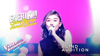 Download Celine Gabriele - Psycho | Blind Auditions | The Voice Kids Indonesia Season 4 GTV 2021