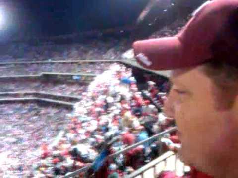 Phillies-Cardinals Game 2 NLDS 2011