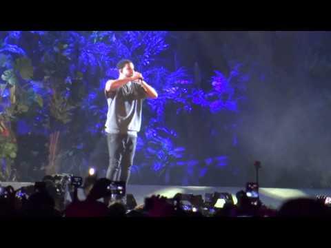 Drake - 10 Bands @ Coachella (2015/04/19 Indio, CA)
