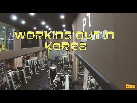Working out in Korea [Life in Seoul]