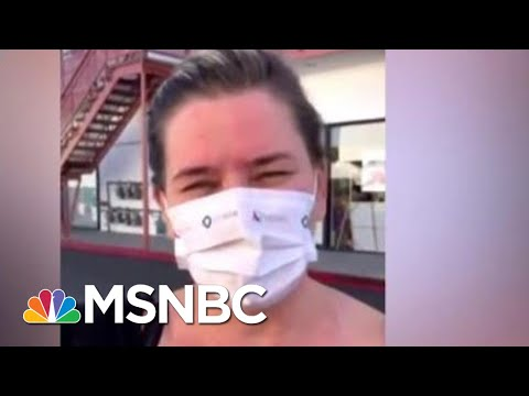 As Trump Fumbles Vaccine, Small Businesses Say They Face Double Standard | The Beat With Ari Melber