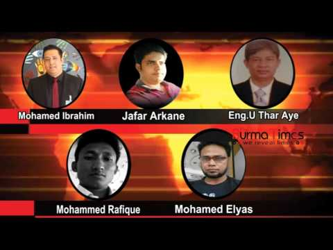 Burma Times weekly interview with Eng.U Thar Aye & Rohingya activists