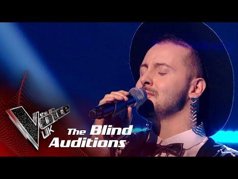 Kalon Rae on The Voice UK