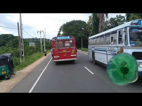 Sri Lanka Bus Race thumbnail