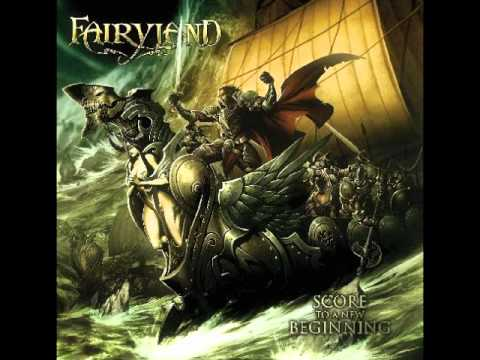 Fairyland - Assault On The Shore [HQ]