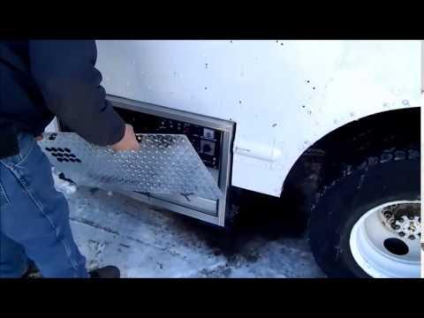 10 000 watt lp generator for food trucks youtube for Cuisine generator