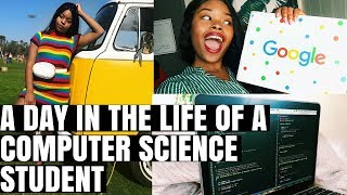 Day in the Life of a Computer Science Student