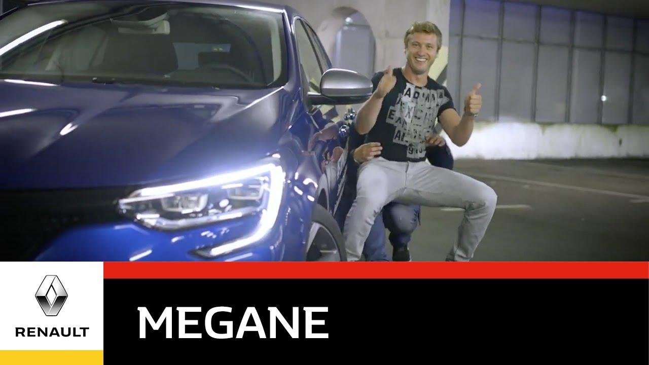 Novi Renault Mégane: #FORMULASTRASTI v Ljubljani 2/6